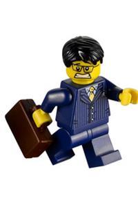 Lego Alien Conquest Businessman 7051 Space Minifigure