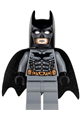 Batman with dark bluish gray suit with black mask - bat024