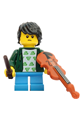 Violin Kid - Minifigure Only Entry - col375
