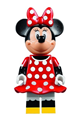 Minnie Mouse - Red Polka Dot Dress - dis020