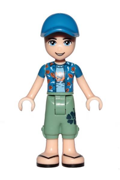 frnd272 NEW LEGO Zack FROM SET 41350 FRIENDS