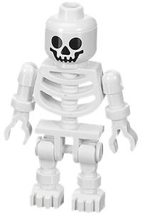 Skeleton with Standard Skull gen001