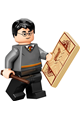 Harry Potter, Gryffindor Sweater, Black Legs - hp220