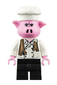 Pigsy with white coat - mk008