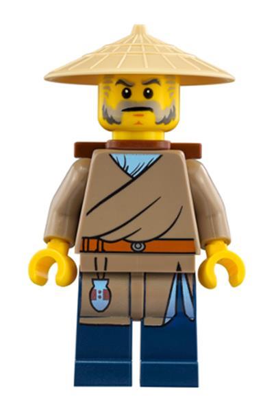 Lego The Lego Ninjago Movie Green Ninja Suit njo339 From 70620 Figurine New