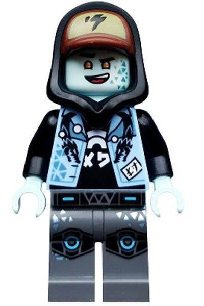 Genuine lego ninjago Gamer/'s Market Okino figurine njo562 avec accessoires