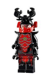 Minifigs 71702 LEGO® General Kozu njo581 Ninjago