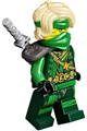 Lloyd - The Island, Mask and Hair with Bandana, Armor Shoulder Pad - njo682