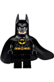Batman with One Piece Mask and Cape - sh607