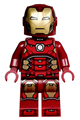 Iron Man with Silver Hexagon on Chest - sh612