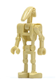 Battle Droid with One Straight Arm - sw0001c