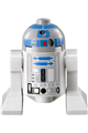R2-D2 with Light Bluish Gray Head - sw0217