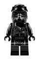 First Order TIE Pilot, Three White Lines on Helmet - sw0902