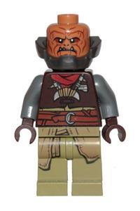 AT-ST™-Räuber LEGO® Star Wars aus Set 75254 Figur Klatooinian Raider sw1059
