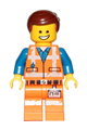 Emmet - Smile / Cheerful, Worn Uniform - tlm202