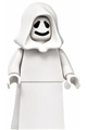 Ghost with White Hood and White Lower Body Skirt - twn392
