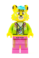 DJ Cheetah - Minifigure only Entry - vid007