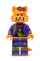 Red Panda Dancer - Minifigure only Entry - vid017