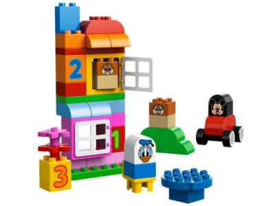 Lego Duplo 10531 Mickey Mouse Clubhouse Disney NEW 65 pieces