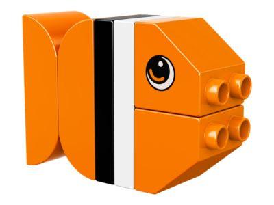 80 Pieces LEGO Duplo 10848 My First Bricks
