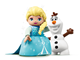 Elsa and Olaf's Tea Party thumbnail