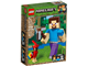 Minecraft Steve BigFig with Parrot thumbnail