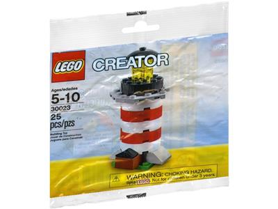 LEGO Lighthouse new factory sealed polybag Creator retired set 30023 25 pieces