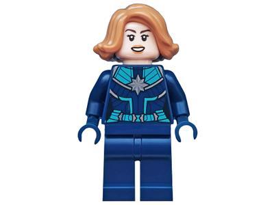 LEGO MARVEL Avengers 30453 Captain Marvel and Nick Fury Polybag New Sealed