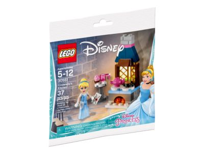 LEGO 30551 Cinderella/'s Kitchen Sealed Buy Any 6 Polybags = Free Shipping