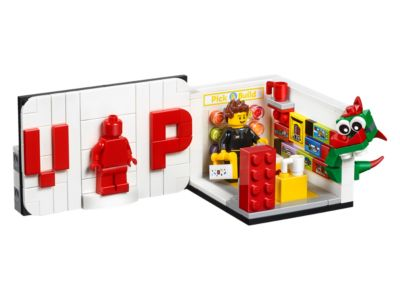 LEGO Mini VIP Boutique 40178-2017 Limited edition Polybag-New /& Sealed