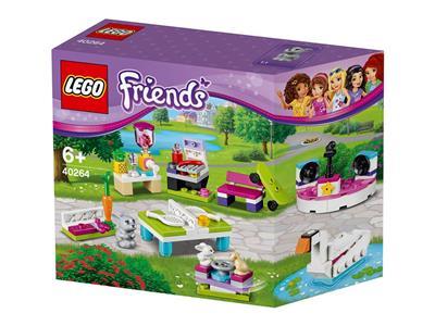 Lego Friends 40264 Build My Heartlake City Accessory Set 121pcs New Sealed 2017