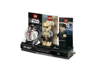 LEGO 40268 Disney STAR WARS R3-M2 Promo Minifigure Polybag 22 Pieces Sealed
