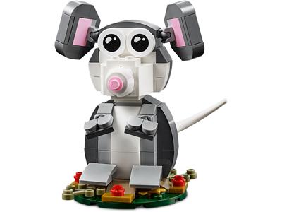 Lego 40355 Year of the Rat Limited Edition Promo New//Sealed