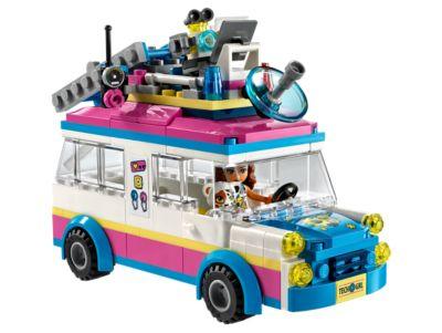NEW//BOXED//SEALED LEGO FRIENDS OLIVIA/'S MISSION VEHICLE 41333