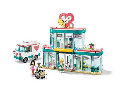 NEW SEALED LEGO FRIENDS Heartlake City Hospital Set 41394 379pcs