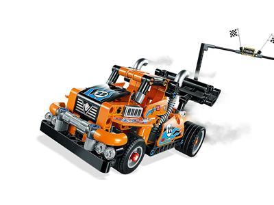 LEGO Technic Race Truck 42104 2-in-1 Pull-Back Motor New Sealed