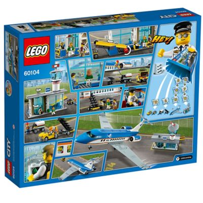 NISB 60104 LEGO City Airport Passenger Terminal