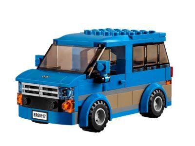 LEGO City Van /& Caravan 60117 New Sealed