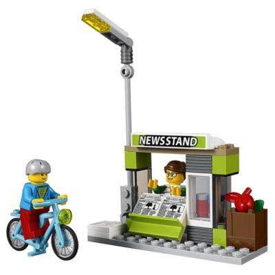LEGO CITY 60154 BUS STATION 2017 BRAND NEW SEALED