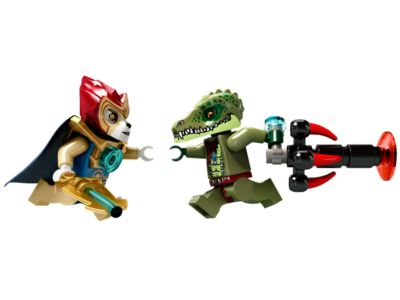 Lego Minifig Figur 1x Longtooth 70005 Legends of Chima 223