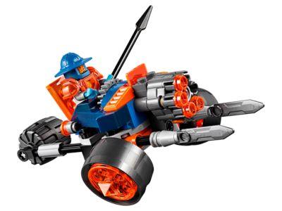 LEGO Nexo Knights King/'s Guard Kings Minifigure 70347 Mini Fig Season 3