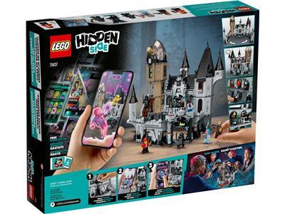Minifigs Jackson 70431 LEGO® Hidden Side hs053 Parker L