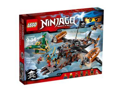 njo196 NEW LEGO Bucko FROM SET 70599 NINJAGO