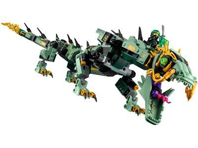 LEGO Ninjago Movie Green Ninja Mech Lord Garmadon Minifigure 70612
