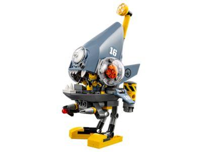 Lego The Ninjago Movie 70629 Piranha Attack 217pcs New Sealed 2017