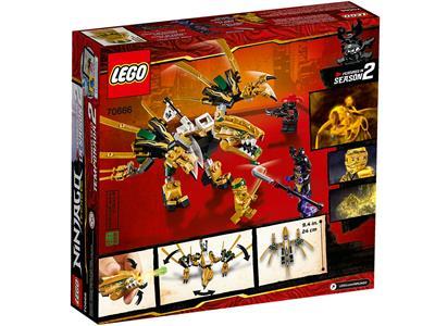 Legacy FROM SET 70666 NINJAGO njo501 NEW LEGO Overlord