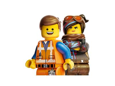 482 Piece LEGO The LEGO Movie 2 LEGO Movie Maker 70820 Building Kit New 2019