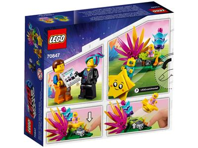 from 70847 Lego the lego movie 2 wyldstyle lucy tlm201 minifigure figure new