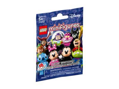 71012 LEGO DISNEY MINIFIGURE SERIES 16 MINIFIGURES LILO AND STITCH HTF RARE