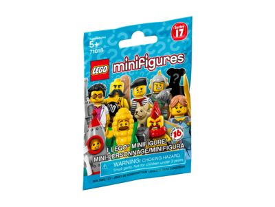 LEGO 71018 Yuppie with Cell Phone Collectible Minifigure Series 17 NEW /& SEALED